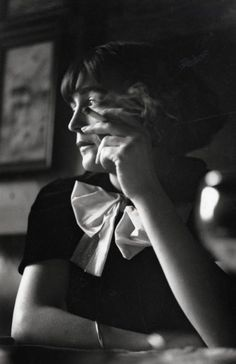 Edith Piaf, c.1940 by Jean Gabriel Séruzier. S)