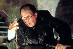 Raiders of the Lost Ark - Publicity still of Ronald Lacey