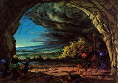 Rainbow Goblins children's book by Ul De Rico 2 by splittyhead, via Flickr