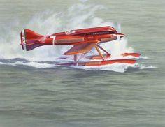 Macchi M.67 Schneider Trophy Speed Racer