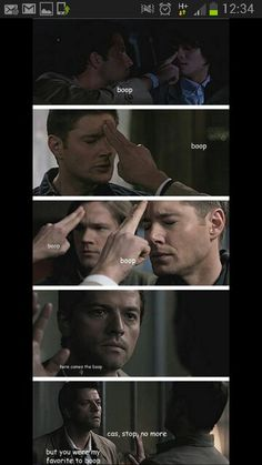 Haha #Supernatural