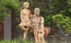 Sculptures at The Delicatessen Wood Sculpture, Garden Sculpture, Sculpture Ideas, Ousmane Sow, Xavier Veilhan, South African Art, Public Art, Wood Art, Google Images
