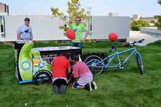 Pedaling Librarians Bring 'Books on Bikes' to Children and the Masses - NBC News