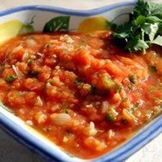 Roasted Tomato Salsa I