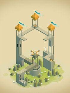 monument valley 1 Monument Valley, una nueva generación de juegos 'inteligentes