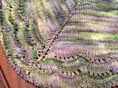 This is the second one I have made, and will make it a bit bigger than the first one. Shawls And Wraps, Knits, Ravelry, Two By Two, Blanket, Knitting, Crochet, Pattern, How To Make