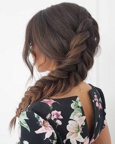 Dzień dobry IF  udanej niedzieli!  Kto z Was ma zamiar nie wychodzić dziś spod kołdry?  Ja mam taki właśnie plan   Uwielbiam leniwe niedziele  . . . #hairbyme #hairbyjul #hotd #instahair #hairofig #fishtailbraid #braids #hairstyles  #hair #brunette #braidideas #inspiration #hairinspiration #hairideas #longhair #hairstyleconfessions #hairstyles_for_girls #messyhair #longhairdontcare #fashion #style #art