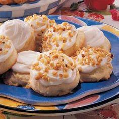 Mom's Buttermilk Cookies Recipe