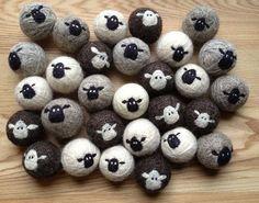 Kuvahaun tulos haulle wool felt balls