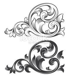 Desing element Royalty Free Stock Vector Art Illustration