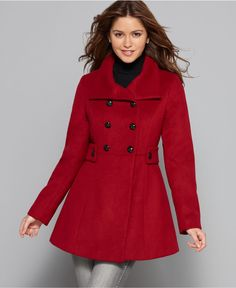 Long pea coat juniors – Modern fashion jacket photo blog