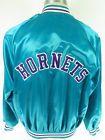 For Sale - CHARLOTTE HORNETS CHALK LINE Vtg 80s NBA Basketball PATCH Satin Jacket men XL - http://sprtz.us/HornetsEBay