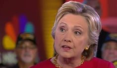 Hillary Clinton Rises Above Matt Lauer and NBC's Hit Job And Shines In…