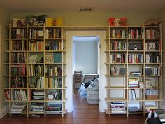 My Bookcase in my old house