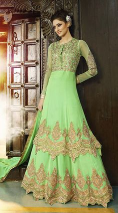 Asian Couture brings for you Aafreen Ada Collection. A collection of beautiful Indian Party wear outfits and the very best in Bollywood Designer clothes & western style anarkali designer dresses by Aafreen. Stunning collection of stylish salwar kameez Churidar, Salwar Kameez, Abaya Style, Western Dresses For Women, Western Outfits, Eid Dresses, Indian Dresses, Abaya Fashion, Indian Fashion
