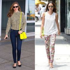 Miranda Kerr Summer Casual Style Share this link