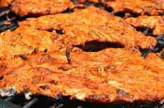 Tacos al Pastor - made with slow marinated pork, grilled to perfection, and served with grilled pineapple. Tacos Al Pastor Recipe, Taquitos Al Pastor, Pellet Grill Recipes, Grilling Recipes, Cooking Recipes, Mexican Dishes, Mexican Food Recipes, Tacos Mexicanos, Marinated Pork