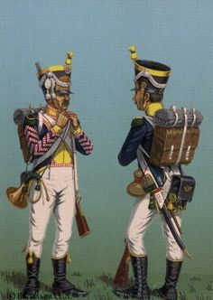 The Offical Napoleon Total War Historic Uniforms Thread