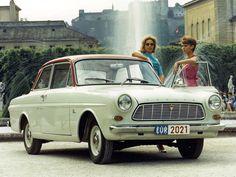 Ford Taunus 12M P4 1962-1966