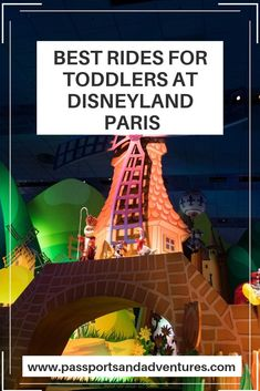 Wondering what are the best rides for under at Disneyland Paris? Check out my list for the best rides for young kids and toddlers at Disneyland Paris. Disneyland Paris Castle, Tokyo Disneyland, Disney Hotels, Disney Vacations, Travel With Kids, Family Travel, Paris Tips, Disney Tips, Disney Parks