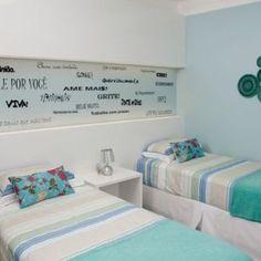 Papel de parede em quarto - Juliana Pippi Papeis de parede: tudo o que você precisa saber – Parte II.