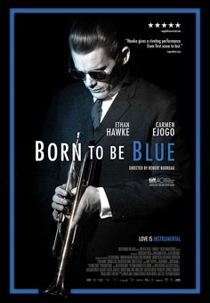 Born to Blue - Ethan Hawke plays Chet Baker - film 2015/2016 limited European…