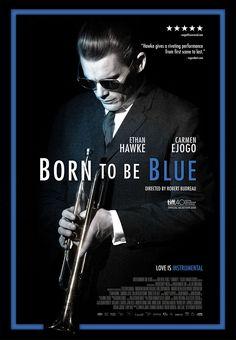 Born to Blue - Ethan Hawke plays Chet Baker - film 2015/2016 limited European…