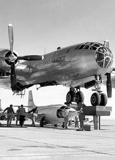 Aviation fans should pay a visit Edwards Air Force Base in California. Find out four more can't-miss places for aviation geeks. Ww2 Aircraft, Military Aircraft, Military Jets, Bell X 1, Photo Avion, Edwards Air Force Base, Experimental Aircraft, Vintage Airplanes, Jennette Mccurdy