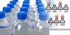 Saiba como saber se o plástico de sua garrafa ou vasilha é toxico | Cura pela Natureza