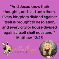 Matthew 12:25
