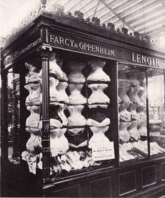 Farcy & Oppenheim Corsets 1876 Centennial Exposition, Philadelphia