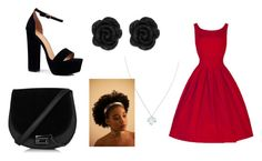"""Sammi invited to a wedding"" by ohwhatshername on Polyvore featuring Wolf & Moon and Boohoo"