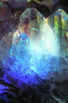 crystal… alive