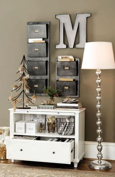 Decorating Work Office Space | Stylish Home Office Christmas Decoration Ideas And Inspirations ...