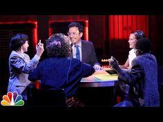 Millie Bobby Brown Raps Nicki Minaj - Stranger Things Kids on The Tonight Show