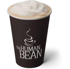 The Human Bean Cappucinno
