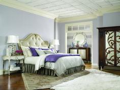 American Drew bedroom furniture.