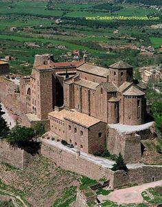 Castillo deCardona, Cardona, Cataluña, España