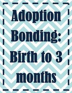 Importance of Bonding after Adoption