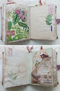 Style Scrapbook, Scrapbook Journal, Scrapbook Paper, Bullet Journal Banner, Junk Journal, Journal Ideas, Journal Art, Journal Inspiration, Handmade Journals