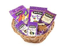 Harry Potter Gift Basket - Jelly Belly UK   £20.00