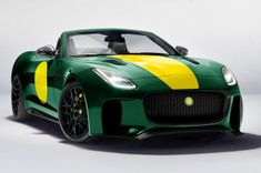 The Lister LFT-C is a convertible version of the featuring a supercharged engine and a price tag. The post The Lister LFT-C is a drop-top appeared first on Motoring Research. Supercars, Jaguar Type F, 100 Km, Michelin Tires, Mg Midget, British Sports Cars, Drop Top, First Car, Car Brands