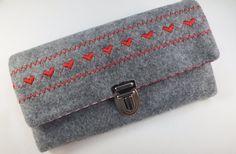 Portemonnaie - Geldbörse - Geschenk von petite-Pat auf DaWanda.com