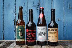 Something for the Weekend - Four Summer Ciders - eatenup