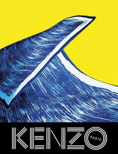 Kenzo in partnership with TOILETPAPER Magazine (Maurizio Cattelan, Pierpaolo Ferrari, Micol Talso) for the Kenzo Spring/Summer 2014 campaign