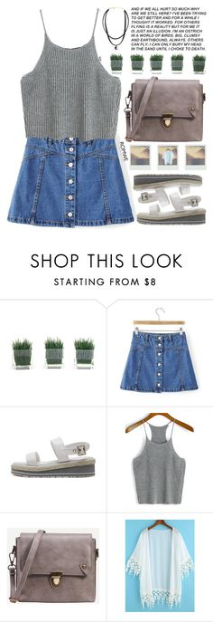 """""""are we still here?"""" by scarlett-morwenna ❤ liked on Polyvore featuring kitchen and vintage"""