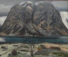 Nikolai Astrup (1880-1928): Kollen