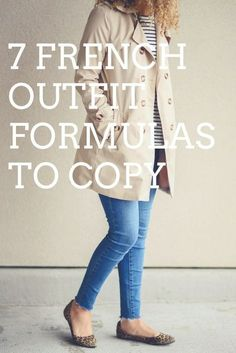 french outfit formulas you can copy for french style Latest Outfits, Mode Outfits, Chic Outfits, Fall Outfits, Fashion Outfits, Fashion Tips, Dressy Outfits, Fashion Bloggers, Review Fashion
