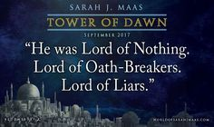 """In HEIR OF FIRE, Chaol's dad calls him """"the oath-breaker, the liar"""" and it seems he internalized it! NO!"""
