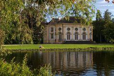 Schloss Nymphenburg Park images